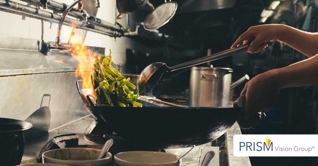Tips for Kitchen Eye Safety